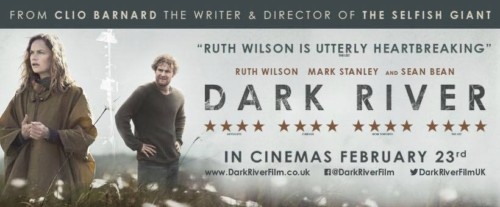 Dark River Movie 2018 Banner