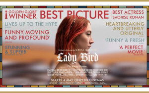 Lady Bird UK review Greta Gerwig Saoirse Ronan