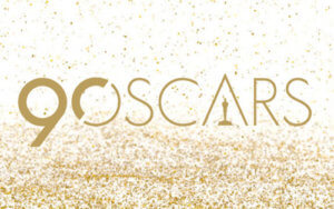 90th Academy Awards Winners List