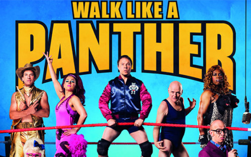 Walk Like A Panther Film Review