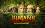 Jumanji: Welcome to the Jungle (2017) Snapshot Review