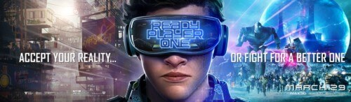 Spielberg Sheridan Ready Player One Review