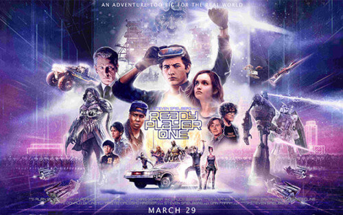 Spielberg Ready Player One Review UK