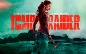 Alicia Vikander Tomb Raider Movie Review