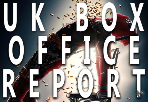 Deadpool 2 box office report