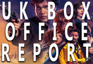 UK Box Office Report 25-27th May 2018