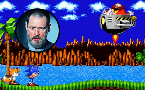Jim Carrey To Star As Sonic Villain The Film Magazine
