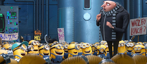 Illumination Entertainment Despicable Me 3