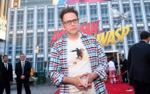 James Gunn Disney Marvel