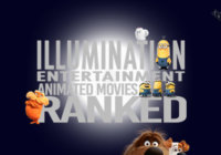 Illumination Entertainment Animated Movies Ranked