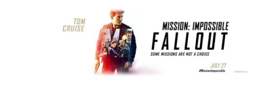 MI6 Tom Cruise