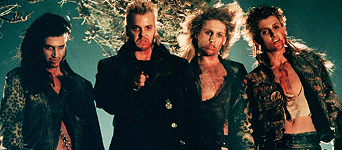 Joel Schumacher The Lost Boys