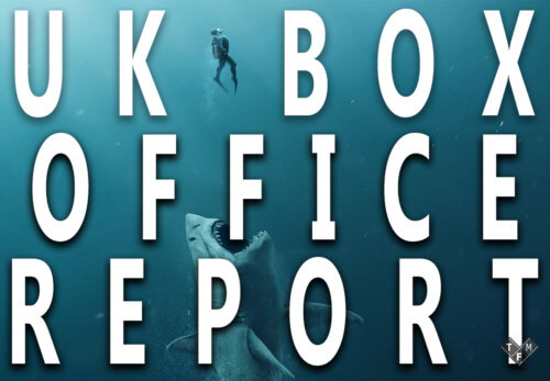 The Meg Box Office Results UK
