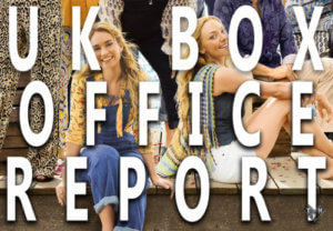 Mamma Mia 2 2018 UK box office