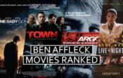 Ben Affleck Movies Ranked