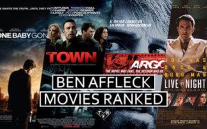 Ben Affleck Movies