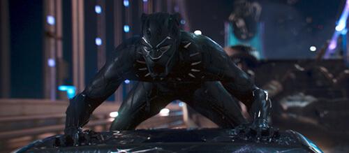 Black Panther Movie Chadwick Boseman