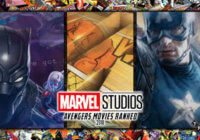 MCU Movies – The First 10 Years Ranked