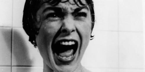 Psycho Hitchock Horror Movie