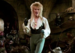 Who Is Jareth In Labyrinth (1986) and Why Has He Got a Bulging Penis?