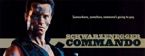 Schwarzenegger Commando