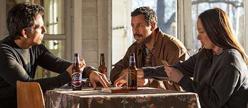 Adam Sandler Meyerowitz Stories