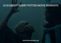 10 Scariest Harry Potter Movie Moments