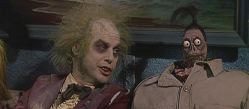 Michael Keaton Beetlejuice