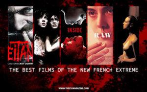 New French Extreme Cinema