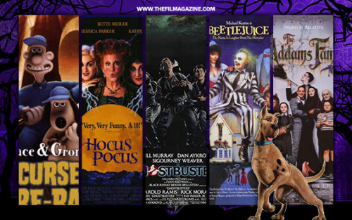 10 Best Family Halloween Movies
