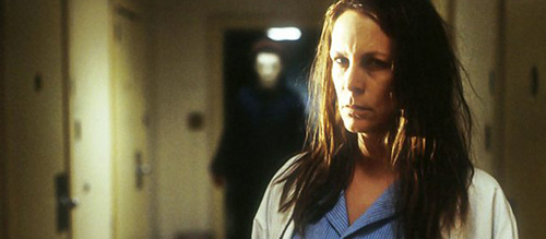Jamie Lee Curtis Halloween Resurrection