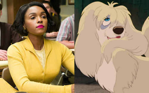 New Lady And The Tramp Adds Janelle Monae The Film Magazine