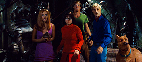 Scooby Doo Live-Action