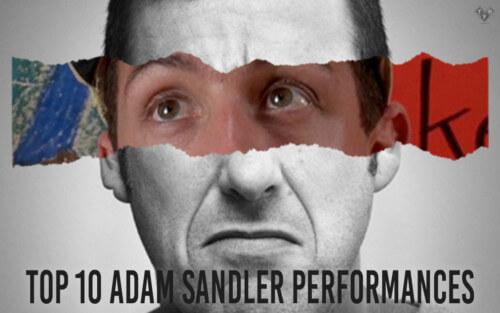Top 10 Adam Sandler