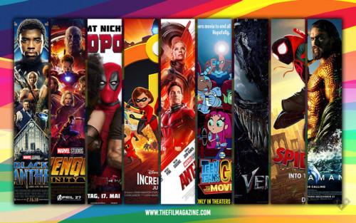 Best Superhero Film 2018