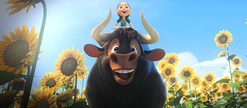 Ferdinand Animation Movie 2017
