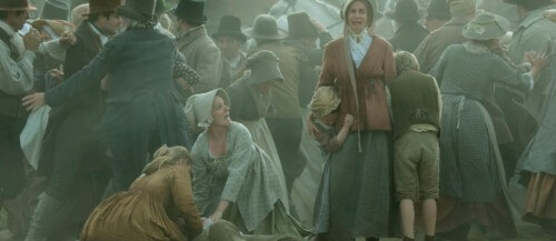 Mike Leigh Peterloo Movie