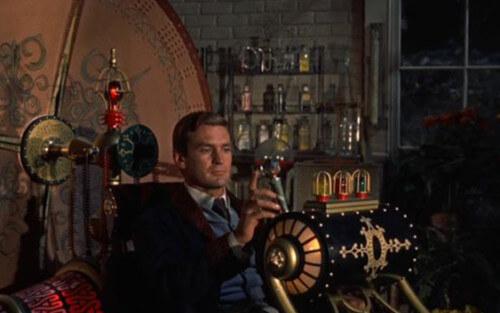 HG Wells Time Machine Movie