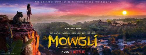Netflix Mowgli Andy Serkis