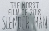 Slender Man is the Worst Film of 2018