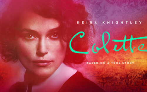 Keira Knightley Colette Review