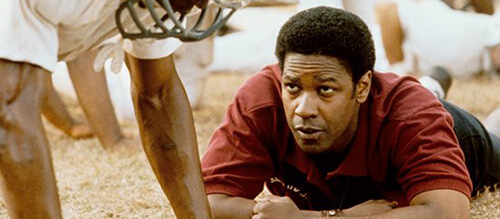 Denzel Washington Remember the Titans