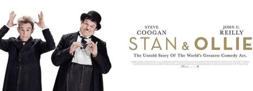 Coogan & Reilly Laurel & Hardy