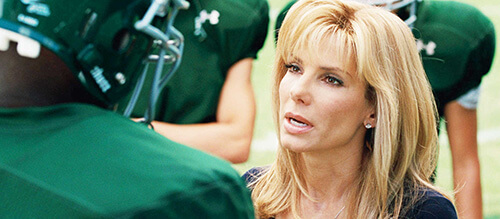 Sandra Bullock Blind Side