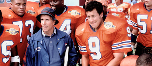 Waterboy Adam Sandler 1998