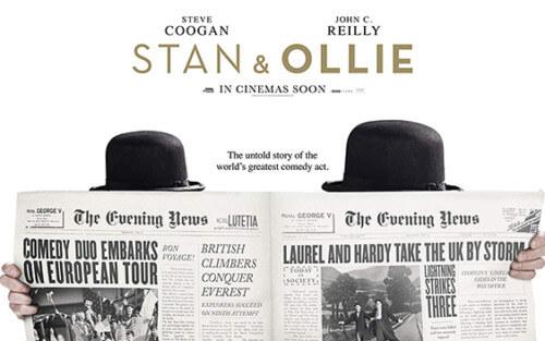 stan ollie movie poster