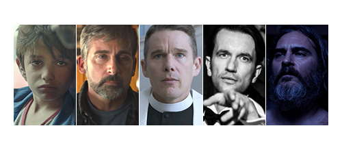 Oscars 2019 Best Actor