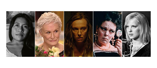 Oscars 2019 Best Actress