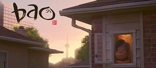 Bao Domee Shi Pixar