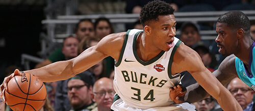 Giannis Antetokounmpo Basketball
